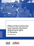 Why Land Needs to be a Priority Sector in Tanzania? A Call for an Annual Sector Review