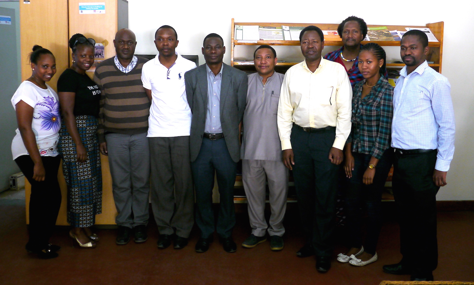 NES TANZANIA LAUNCHED ITS NATIONAL STEERING COMMITTEE MEETING