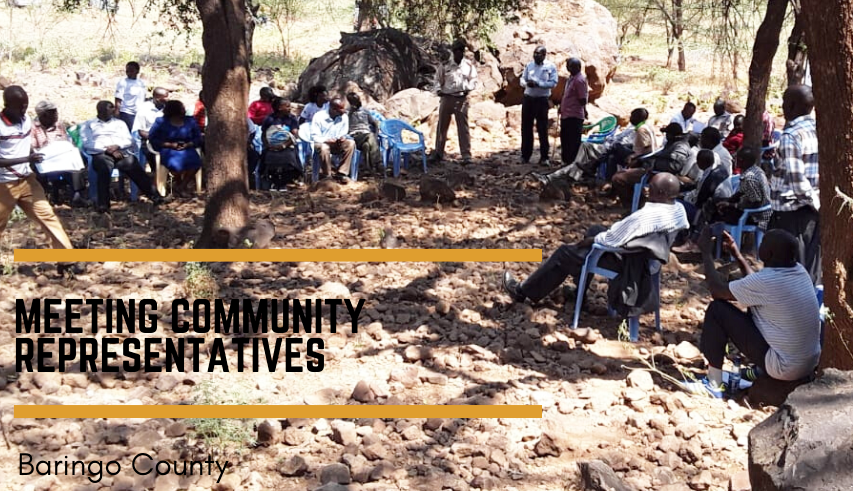 ASSESSING THE PARTICIPATORY RANGELANDS MANAGEMENT (PRM) PROJECT IMPLEMENTATION PROGRESS IN KENYA