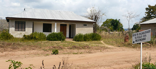 Muungano Village Office