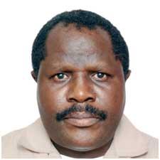 Professor Shadrack Mwakalila, Coordinator of WWF's REDD project